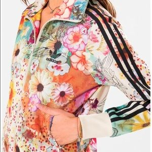NWT Adidas originals FARM Confete track jacket XS